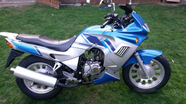 50ccm Roller Geschwindigkeit