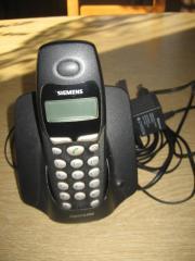 Telefon Simens Gigaset A2 mit