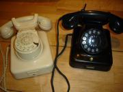 Telefone aus den 60er und
