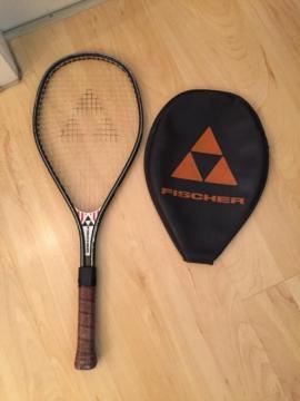 Tennis, Tischtennis, Squash, Badminton - Tennisschläger Fischer Alu 4L mit
