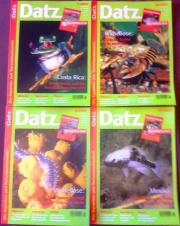 Terrarien- und Aquarienzeitschriften-Serien abzugeben