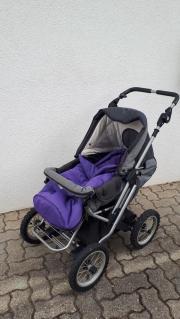 Teutonia Kinderwagen Techno