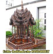 Thailand Geisterhaus Teak Holz Geisterhaus