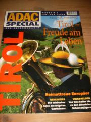 TIROL ADAC Spezial - Das Reisemagazin