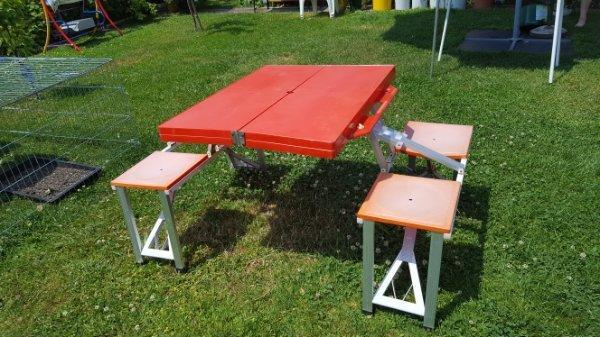 Tisch Klapptisch