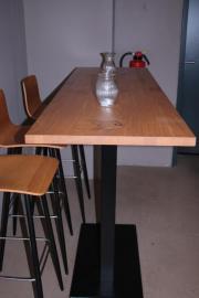 Tischplatte inkl. Tischgestell,