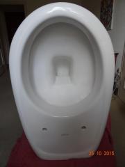 Toilette behindertengerechte Ausführung