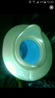 Toilettenring.