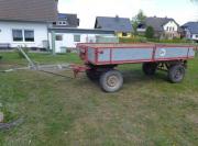 Traktor Anhänger, 2-