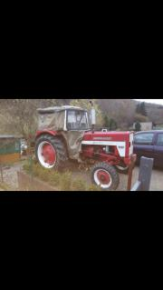 Traktor Mc Cormick