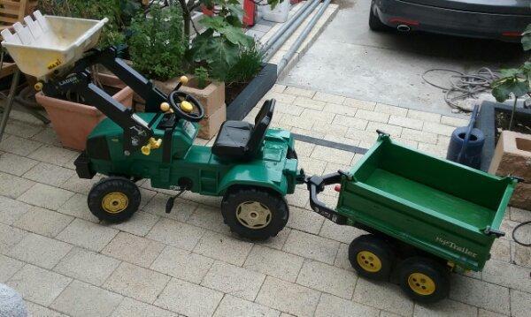 traktor anhanger einachser gebraucht kaufen nur 4 st bis. Black Bedroom Furniture Sets. Home Design Ideas