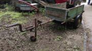 Traktoranhänger Einachsanhänger Einachser