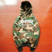 Trasher Hoodie Camouflage