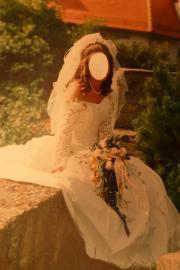 Traumhaftes Brautkleid 38 - fast geschenkt