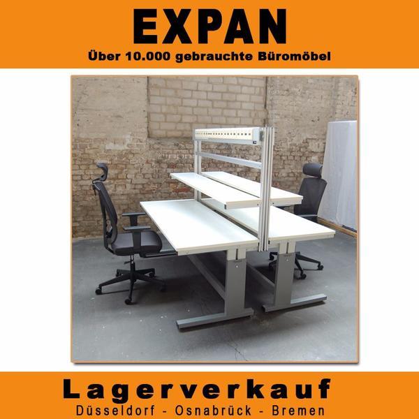 treston arbeitstisch b rotisch werkstatt tisch. Black Bedroom Furniture Sets. Home Design Ideas