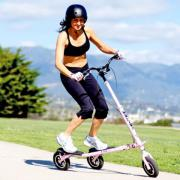 TRIKKE T78air Deluxe Fitness Workout
