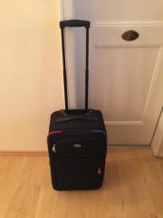 Trolley Koffer neuwertig Griff ausziehbar
