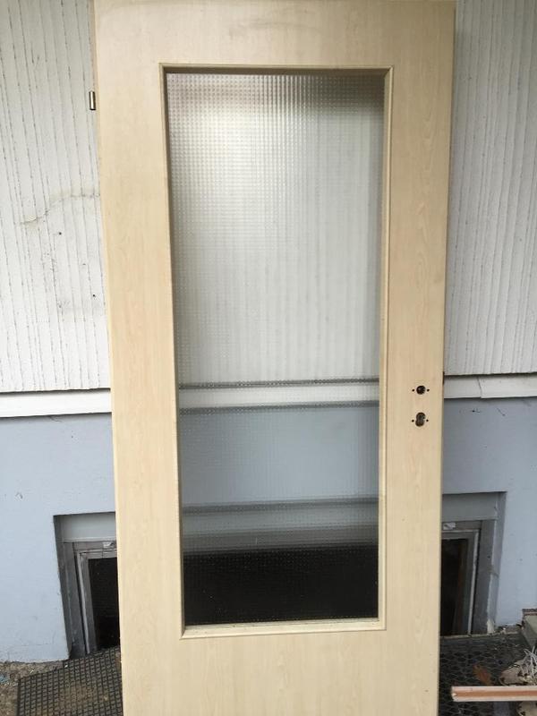 Türen und zargen  Türen (7 Stück) Ahorn mit Zargen - Röhrenspan - guter Zustand in ...