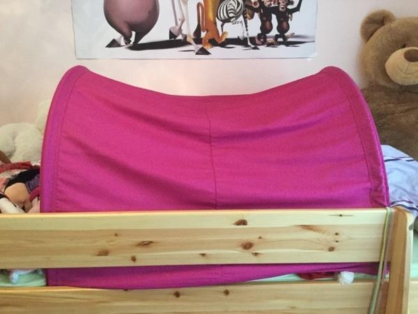 hochbett tunnel neu und gebraucht kaufen bei. Black Bedroom Furniture Sets. Home Design Ideas