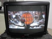 TV Fernseher Sony