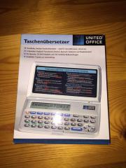 Übersetzergerät Übersetzungs Gerät