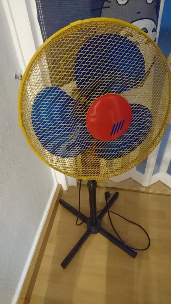 Ventilator - Mannheim Lindenhof - Standventilator, funktionstüchtig - Mannheim Lindenhof