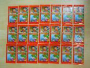 Verkaufe 42 Aldi Sammelkarten Tom