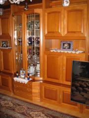 Wohnwand Kirschbaum In Erlangen Haushalt Möbel Gebraucht Und