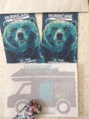 Verkaufe Hurricane Festival