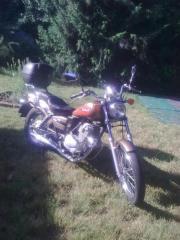 Verkaufe meine Honda
