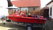 Verkaufe Motorboot Typ: