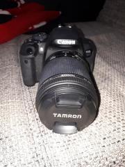 Verkaufe spiegelreflexkamera Canon
