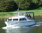 Verkaufe unser Kajütboot