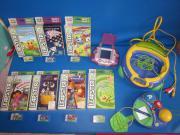 Videospielkonsole Leapfrog Leapster pink und