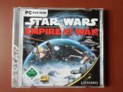 viele verschiedene Star-Wars-Artikel