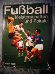 Vintage - Fußballbuch Fußball Meisterschaften und