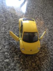 VW Käfer K Beeile Gelb