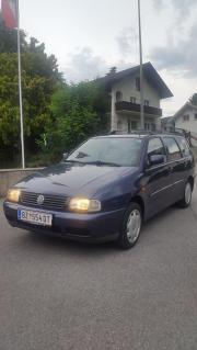 VW Polo Kombi