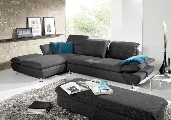 w schillig leder sofa mit boxspring neu lieferung ab m belhaus in hannover polster sessel. Black Bedroom Furniture Sets. Home Design Ideas