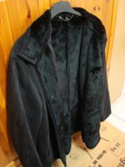 Weiche Leder Jacke Gr 52