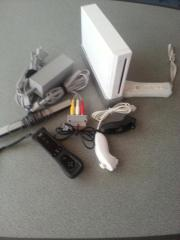 Wii Konsole 8 Spiele Balanceboard