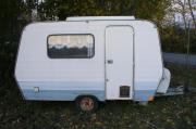 Wohnwagen HYMER / ERIBA