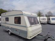 Wohnwagen TEC 450