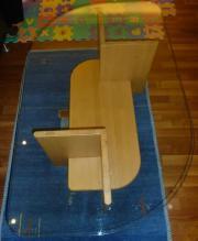 Wohnzimmer Tisch Buche massiv mit