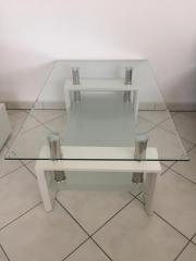Wohnzimmertisch Glas In Mnchen