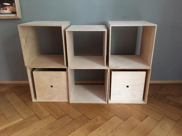 würfelsystemregal flexi von möbelum in münchen - regale kaufen und ... - Möbelum Küche