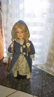 Wunderschöne porzellan Puppe