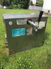 Zapfanlage Bierzapfanlage Durchlaufkühler