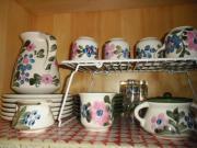 Zeller Keramik Antje Frühstücksservice Kaffeeservice
