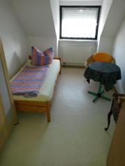 Zimmer Privatzimmer Übernachtung